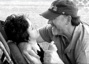A Father's Journey - Sydni and Steven