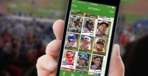 Digital Baseball Cards