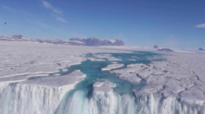 Silk Road - Antarctic meltwaters raising sea levels.