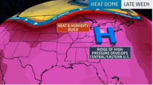 Hot as Hell - Map