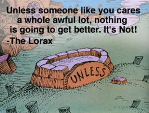 Trees - The Lorax