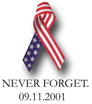 Never Forget - September 11th 2001