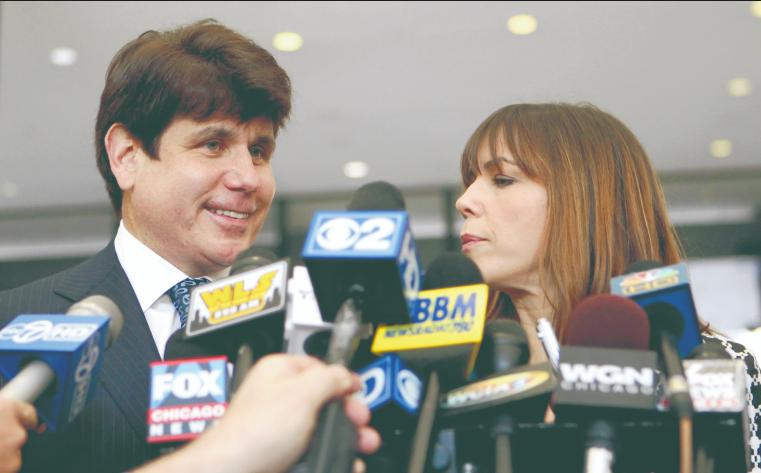Pardon Blagojevich