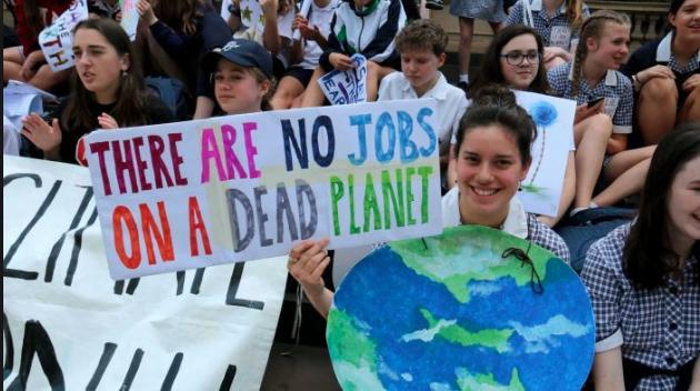 Australia Save the Planet