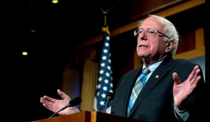 Iranian Aggression - Bernie Sanders