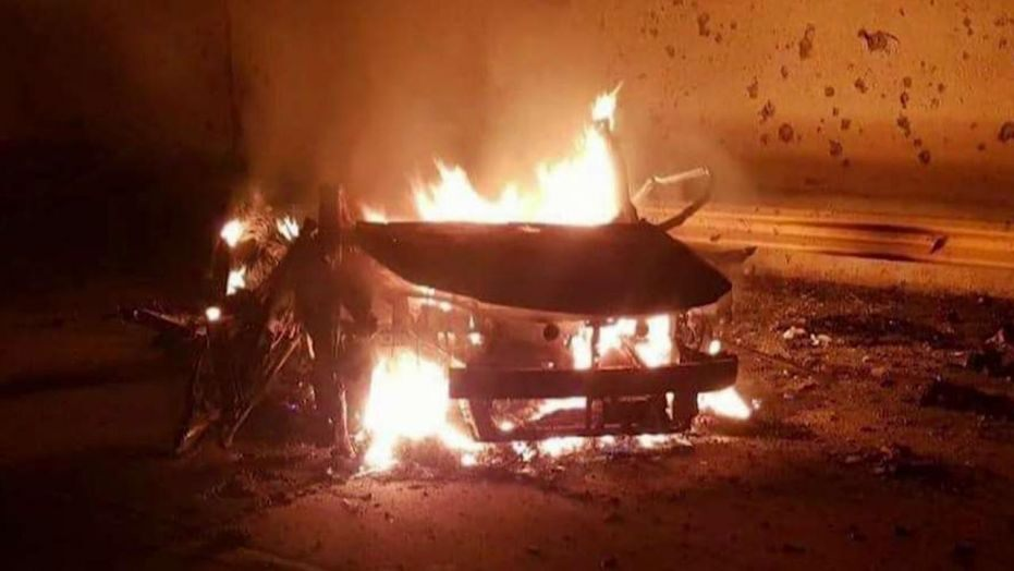 killing of Soleimani